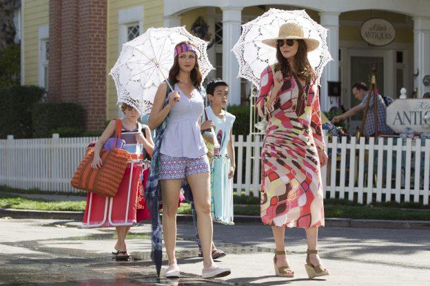 Cena da nova temporada de Gilmore Girls