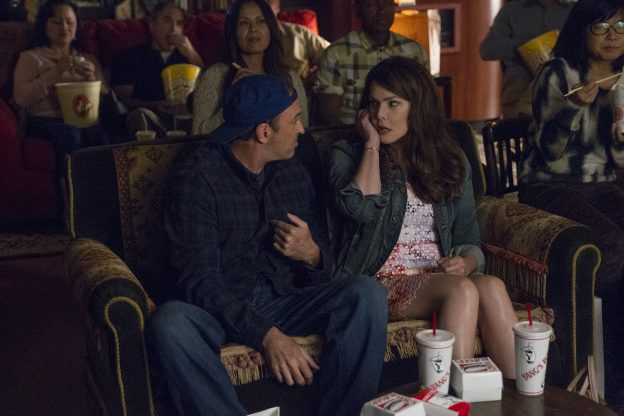 Luke e Lorelai, na nova temporada