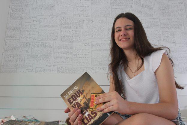 Bia Freitas (Foto: Diego Camelo /Especial para O POVO)
