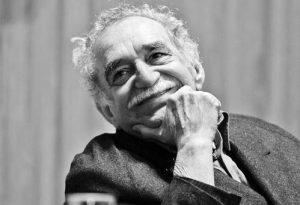 García Márquez, o autor