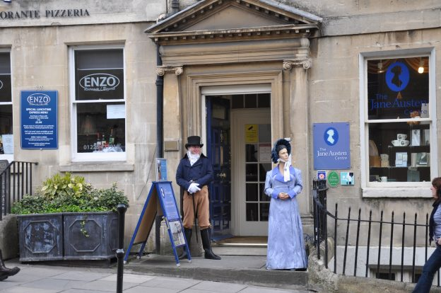 Imagem do Jane Austen Centre