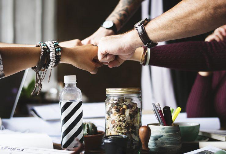 Retenção de talentos e união de colaboradores