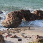 Pedra Furada- Praia de Jericoacoara ( Foto: Fábio Lima/ O POVO)