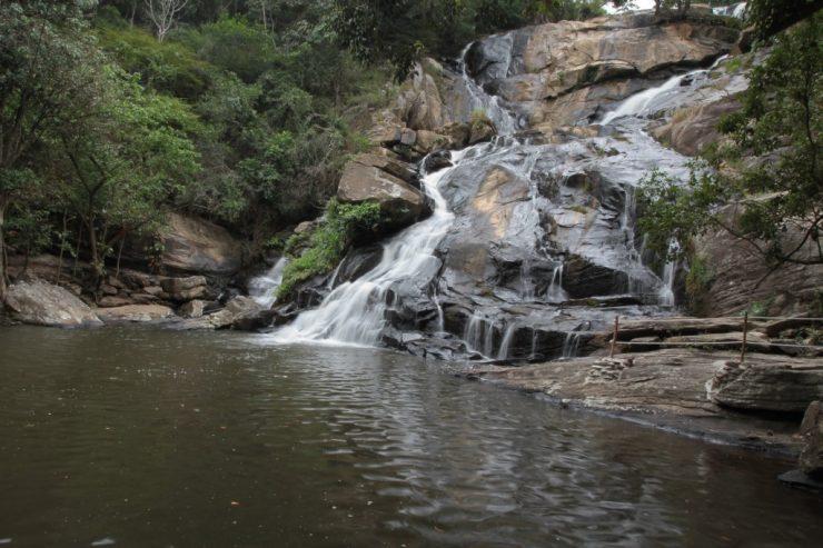 Cachoeira em Guará ( Foto: Divulgação)