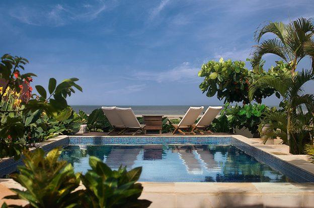 Hotel Casa na Praia em Jeri ( Foto: Reprodução / Facebook Casa na Praia )