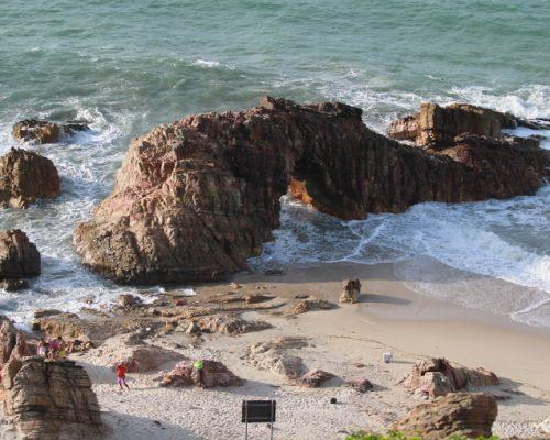 Pedra Furada - Jericoacoara (Foto: Fábio Lima / O POVO)