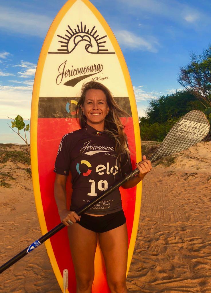Surf em Jericoacoara Marine Fernandes