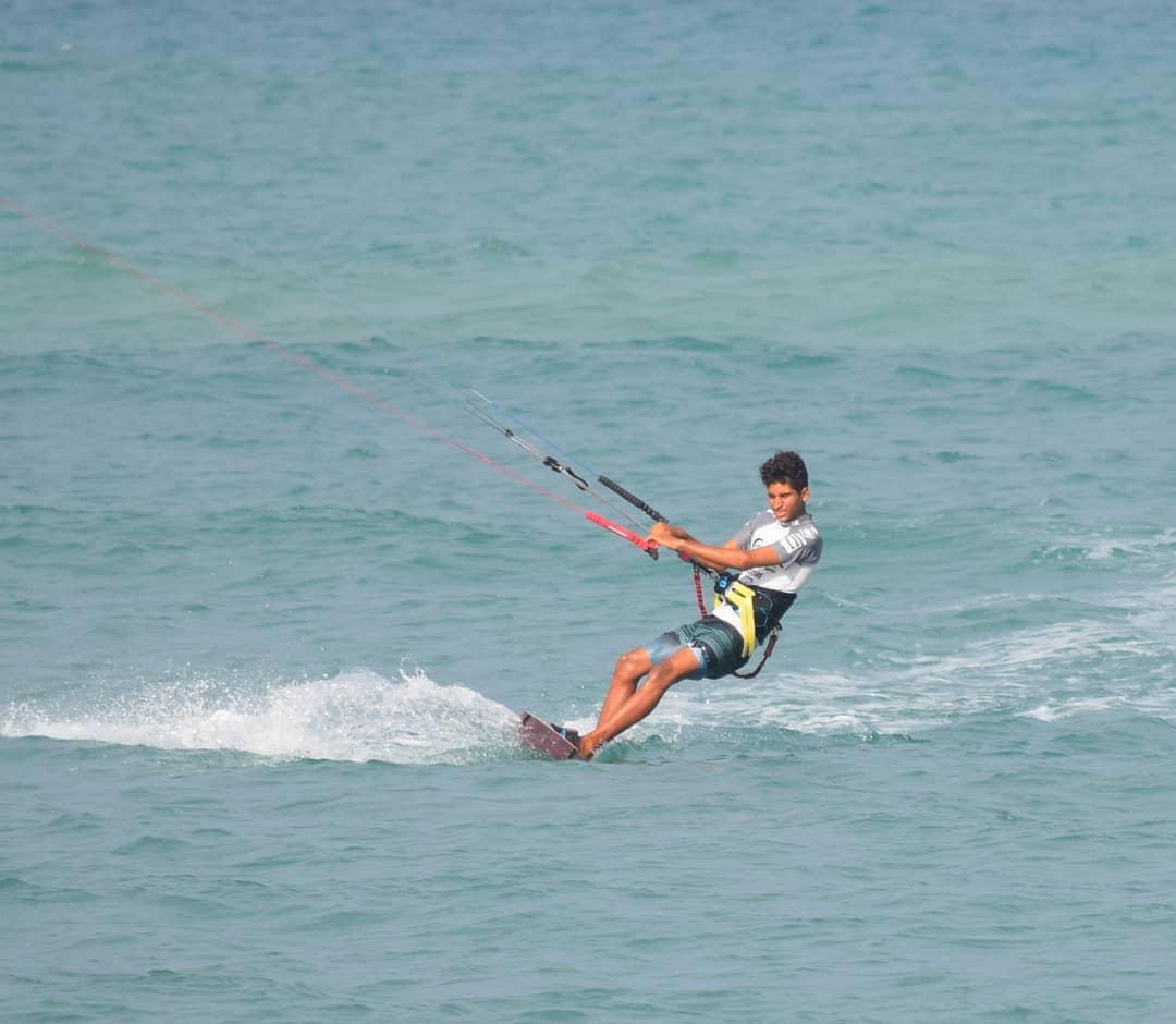 kitesurfe rafael ceara kite pro 2018