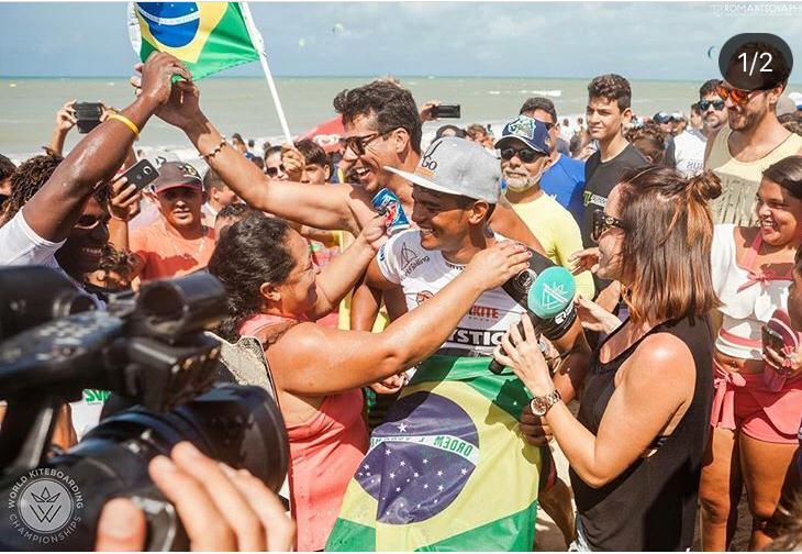 Superkite Ceará 2018 Carlos Mário bebê
