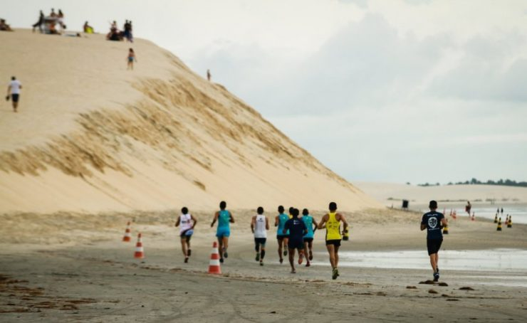 Beach Run Jeri