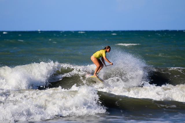 The Sea Challenge Carol Barcelos / foto: Talles Freitas / Mochila Radical