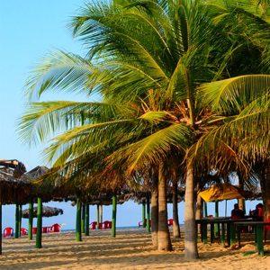 Barracas de praia voltam a funcionar em Fortaleza (Foto: reprodução / site Prefeitura de Fortaleza.)