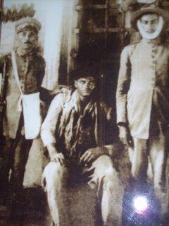 Jararaca preso em Mossoró