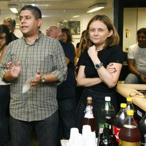 Arlen Medina e Fátima Sudário anunciam as mudanças