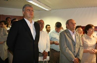 André Azevedo, diretor-geral de Operações do O POVO assiste à cerimônia
