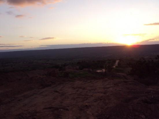 Pôr-do-Sol na Chapada do Araripe