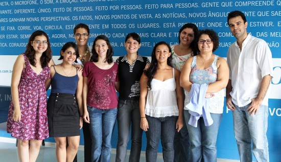 Novos Talentos, 13ª  turma. Foto: Igor de Melo (clique para ampliar)