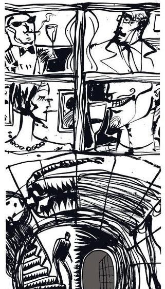 Ilusração: Carlus