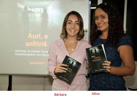 Bárbara e Aline