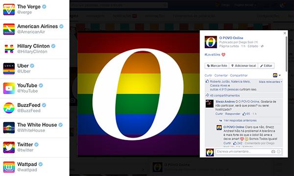 O POVO Online é a favor da tolerância