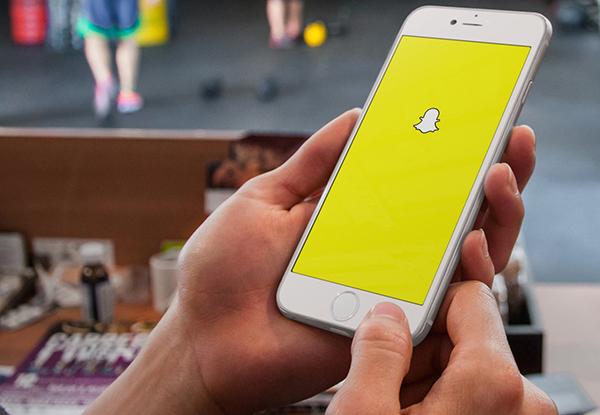 Snapchat-Como Usar