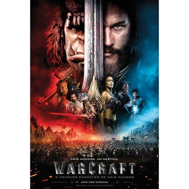 Poster do filme Warcraft 2016