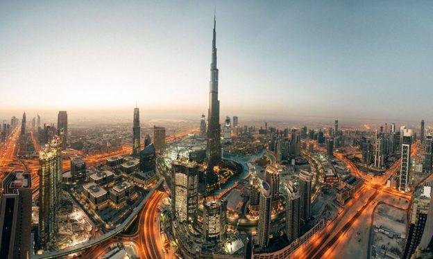 Foto: Reprodução/Facebook Dubai