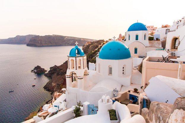 Foto: Reprodução/Faceook Santorini - Grécia