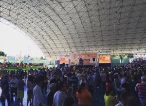 Convenção de Tin Gomes acontece no ginásio da Parangaba