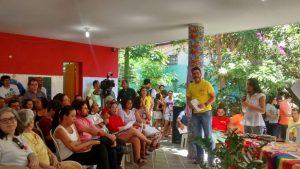 Após dois mandatos de vereador pelo Psol, João Alfredo vai disputar a Prefeitura. Foto: Letícia Alves