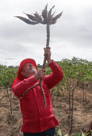 Lula deverá ser principal cabo eleitoral de Luizianne Lins  (FOTO: Ricardo Stuckert/Instituto Lula)