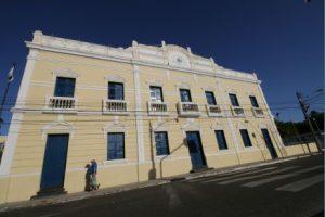 Paço Municipal de Fortaleza (Foto: Rodrigo Carvalho/O POVO)