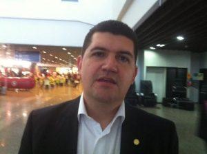 Ronaldo Martins descarta que desistência de Romário influencie na sua pré-candidatura (Foto: Eliomar de Lima)