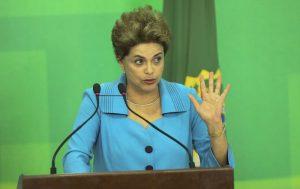 Votação no Senado transformou Dilma em ré por crime de responsabilidade (Foto: Valter Campanato/Agência Brasil)