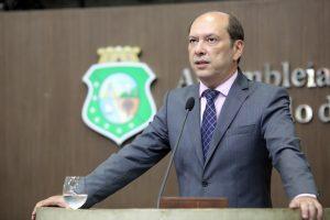 Pela primeira vez, Ivo afirma publicamente que é pré-candidato a prefeito de Sobral (FOTO: ASSEMBLEIA)