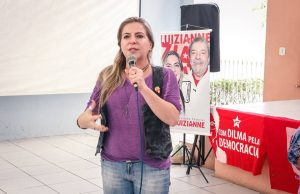 Em Fortaleza, Luizianne Lins (PT) disputa contra sete homens pela Prefeitura (Foto: Divulgação)