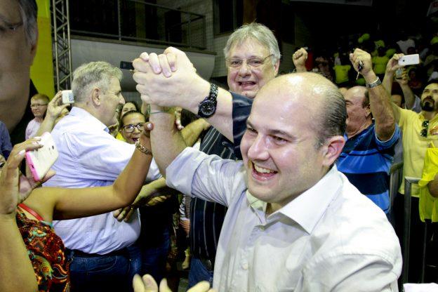 RC e Moroni solicitaram registro da candidatura. Foto: Mateus Dantas/O POVO