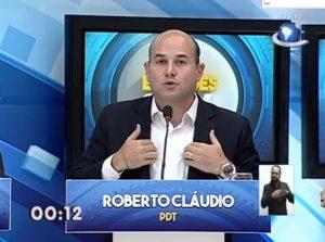 Prefeito destacou ações de mobilidade de sua gestão (Foto: Reprodução/TV Cidade)
