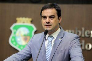 Capitão Wagner lidero tempo de propaganda eleitoral (Foto: Divulgação / AL-CE)