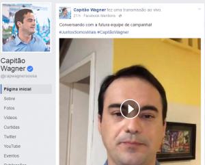 Sistema do Facebook tem causado polêmica na Justiça Eleitoral (Foto: Reprodução/Facebook)