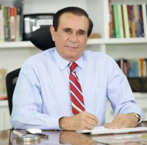 Atual vice-prefeito, Gaudêncio disputa reeleição contra RC (Foto: Divulgação)