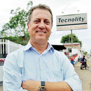 Gilmar Bender, pré-candidato do PDT em Juazeiro do Norte (Foto: Divulgação / Facebook)
