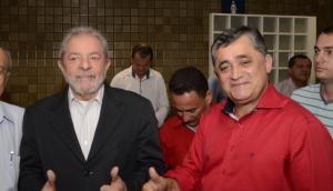 Lula já está em Fortaleza (Foto: Divulgação/ Twitter)