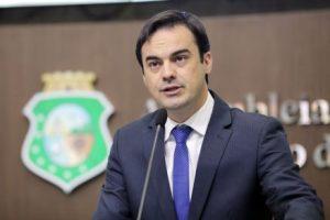 Capitão Wagner é o candidato com mais recursos para campanha (Foto: Divulgação / AL-CE)