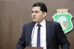 Deputado que havia perdido mandato na Justiça, Audic assume vaga de Carlomano Marques (Foto: Divulgação)