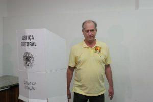 Ciro é pré-candidato a presidente pelo PDT (Foto: Rodrigo Carvalho/O POVO)