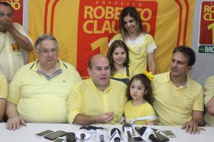 Aliança com Moroni foi motivo de tensão na base de RC (Foto: Mateus Dantas/O POVO)