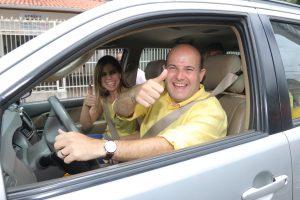 Prefeito diz que Uber é desleal com taxistas (Foto: Rodrigo Carvalho/O POVO)