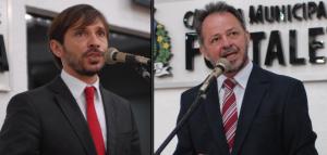 Partido elegeu apenas Guilherme e Acrísio em Fortaleza (Foto: Divulgação)