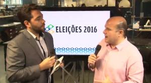 Roberto Cláudio participa de entrevista ao vivo (Foto: reprodução / Facebook)